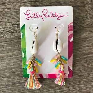 Lilly Pulitzer Spring Bound Earrings - NWT